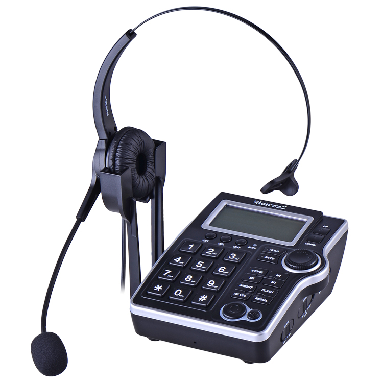 DT30 Telephone with headset