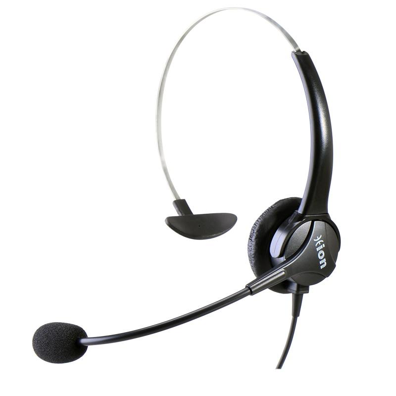 FOR600 ชุดหูฟังไมโครโฟน