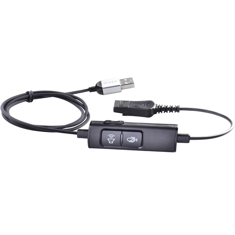 QD-B8 外响铃摘挂USB线
