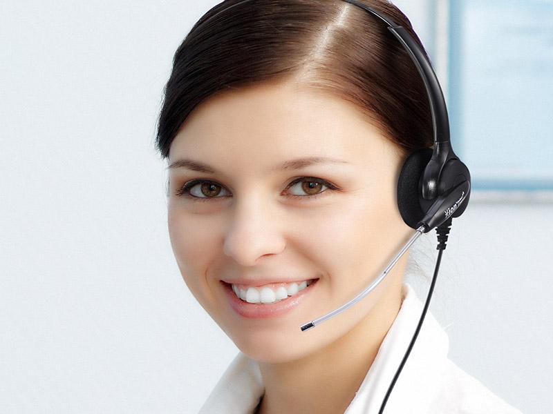 北恩 DH30 呼叫中心耳机