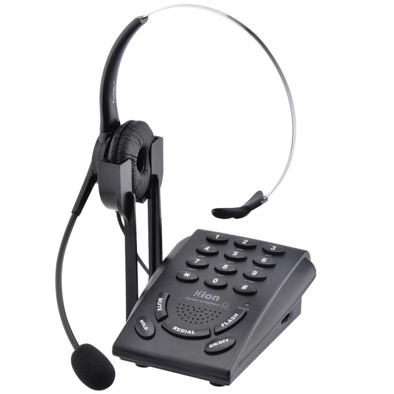 VF600 呼叫中心耳机电话