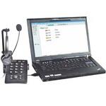 U820 电脑弹屏/录音电话耳机